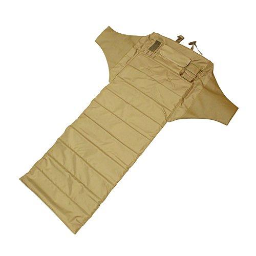 Redneck Convent Khaki Shooters Mat Padded Roll Up Mat