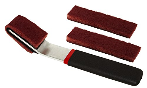 Lisle 52600 Abrasive Pad Scraper by Lisle (Image #1)