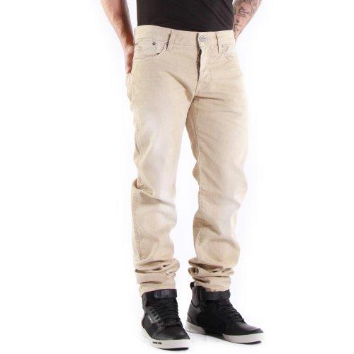 G-star Herren G-Star Jeans 3301 Low Kegel 30/34 Khaki