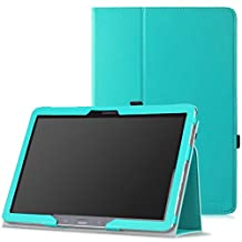 Moko Samsung Galaxy Note PRO & Tab PRO 12.2 Case - Slim Folding Cover Case for Galaxy NotePRO (SM-P9000) & TabPRO (SM-T900 / T905) 12.2 Android Tablet, Light BLUE