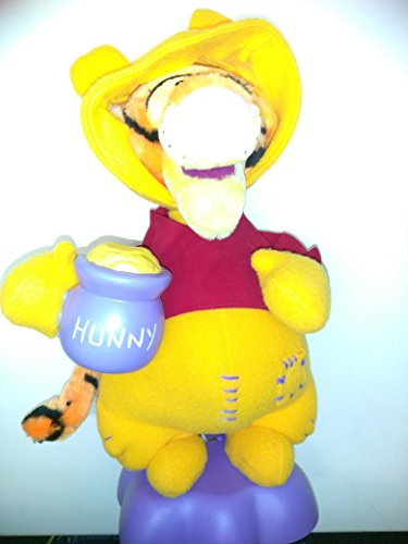 Telco Pooh Tigger Animated Halloween display figure ()