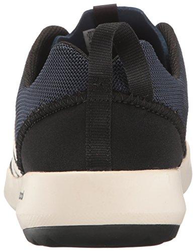 Adidas Outdoor Para Hombre Terrex Climacool Boat Water Shoe Colegial Azul Marino / Tiza Blanco / Negro