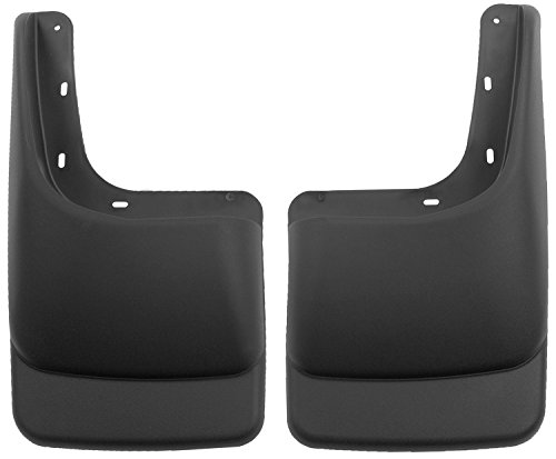 Husky Liners 57591 Rear Mud Guards Fits 04-14 F150 w/Flares, w/running boards