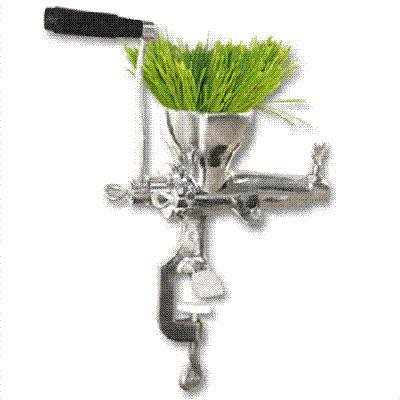 Ws Manual Wheat Grass Juicer ''Prod. Type: Kitchen & Housewares/Beverage'' by Original Equipment Manufacture (OEM)