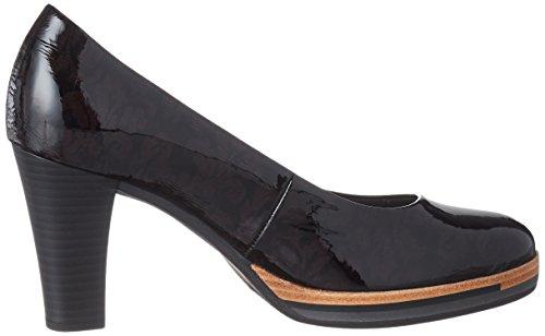 Femme Gabor 91 Gabor Escarpins Shoes Fashion Gris Anthrazit vBAAaIqgx