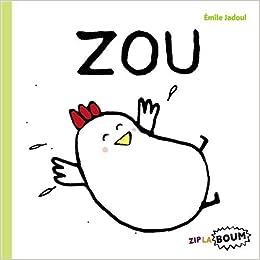 Amazon Fr Zou Emile Jadoul Livres