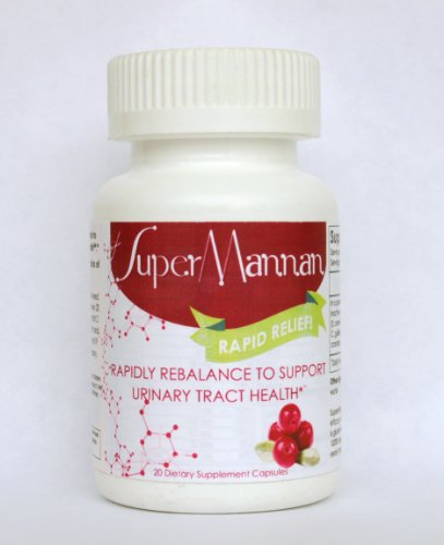 SuperMannan: Best Urinary Tract Infection (UTI) Cure | Take as directed.