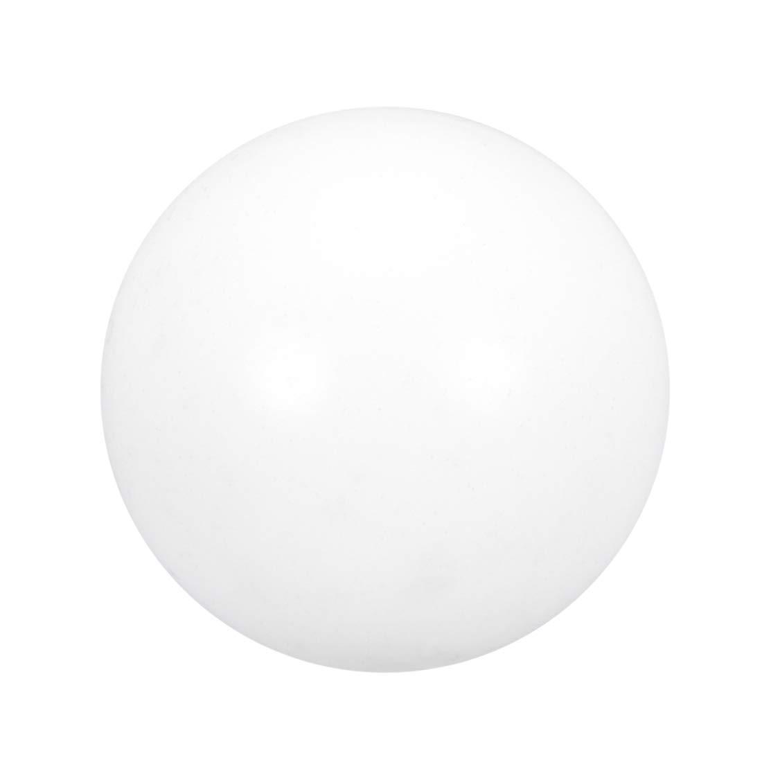uxcell PTFE Ball, 16mm Diameter, Ground