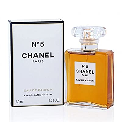 (New with Box, Recommend) CHANEL_No 5 Eau De Parfum 1.7 FL OZ / 50ml