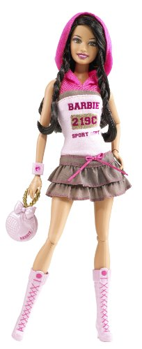 Barbie Fashionistas Sporty Doll