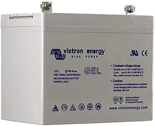 M8 VICTRON ENERGY 12V 66Ah Gel Batterie /à Cycle Profond BAT412600104