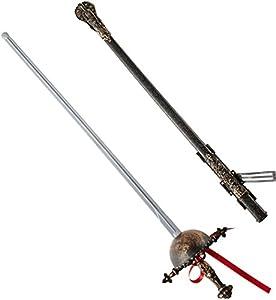 Altes Florett Musketier Schwert Degen Kostümzubehör