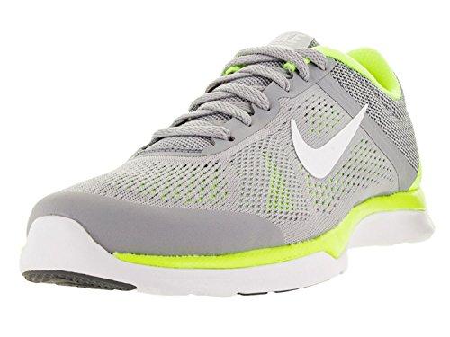 Nike Dames In Het Seizoen Tr 4 Crosstrainer Hardloopschoen Roze / Vuur Bes / Totaal Oranje / Wit