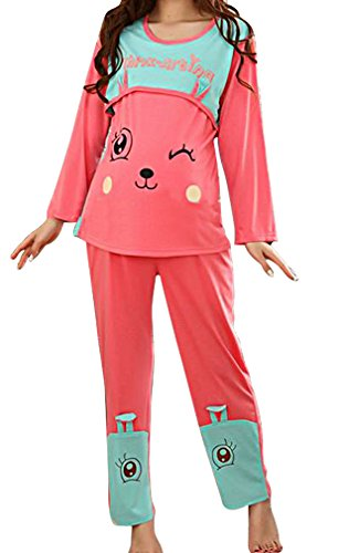 49b7e77f3e73e We Analyzed 734 Reviews To Find THE BEST Maternity Pajamas Cheap
