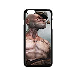 Zero Funny man Cell Phone Case for Iphone 6