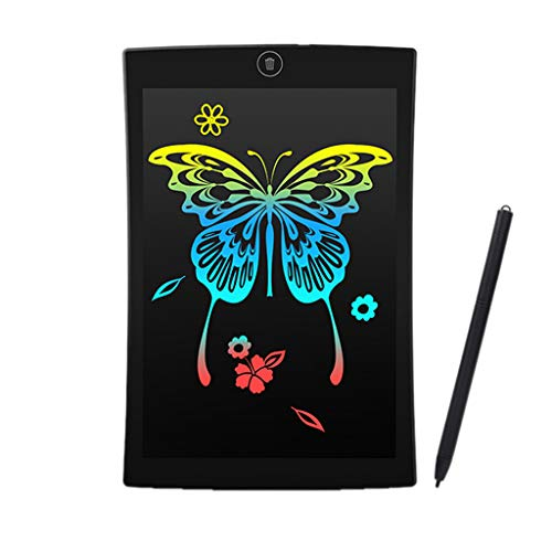 (LCD Writing Tablet, Electronic Writing & Drawing Board Doodle Board, TLT Retail 9.5