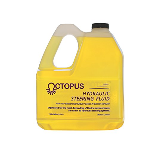 - Octopus Autopilot Drives OCTOIL1USQ, 1US Quart Hydraulic Steering Fluid