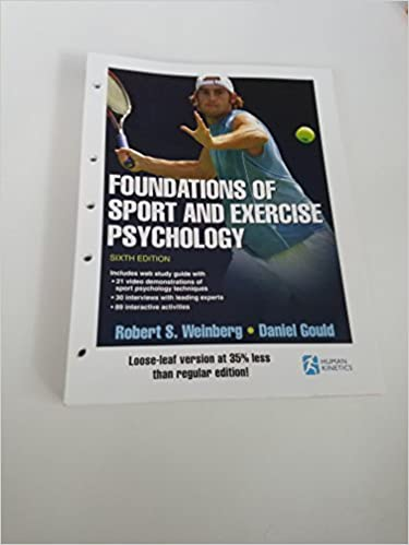 Foundations of sport and exercise psychology with web study guide foundations of sport and exercise psychology with web study guide 6th edition fandeluxe Gallery