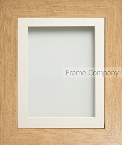 Frame Company Watson Range Beech Picture Photo Frame with Ivory ...