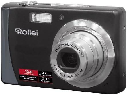 Rollei Compactline 312 Digitalkamera 2 7 Zoll Schwarz Kamera