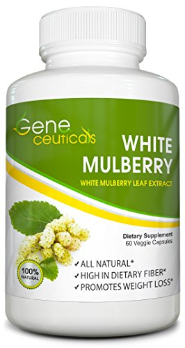 Geneceuticals White Mulberry Extract 1000mg product image