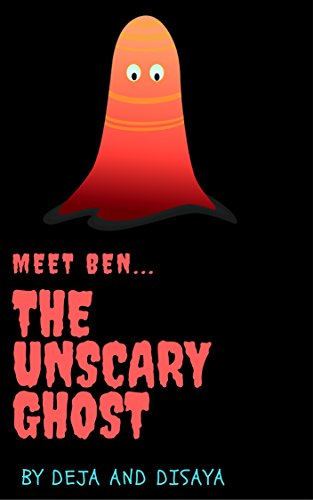 The Unscary Ghost (Children's Book)