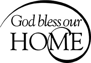 Tapestry of truth god bless our home size 12 x 8 tot2983 wall and home Bless home furniture outlet