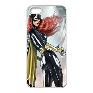 Catwoman FG0046827 Phone Back Case Customized Art Print Design Hard Shell Protection Iphone 5,5S