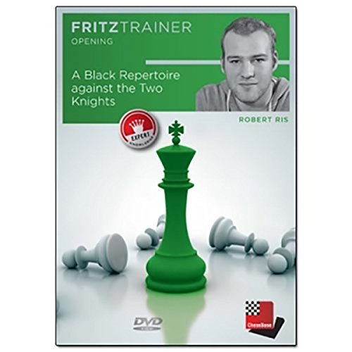 FRITZ TRAINER – A Black Repertoire against the Two Knights – Robert Ris by The House of Staunton, Inc.