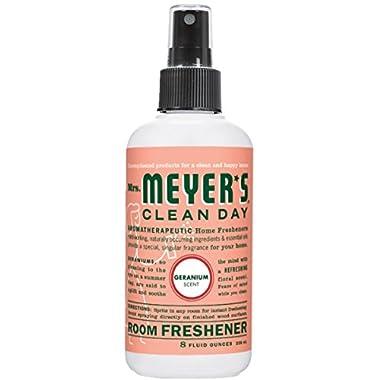 Mrs. Meyer's Clean Day Spray Air Freshener, Geranium