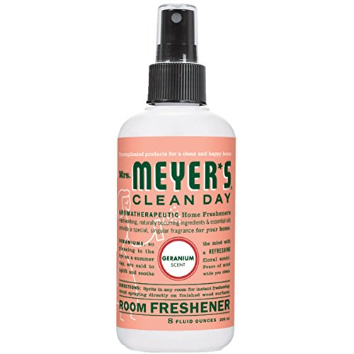 Mrs. Meyer's Clean Day Spray Air Freshener, Geranium