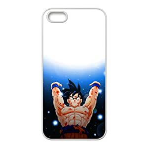 Cartoon Anime One Piece White iPhone 5S Case