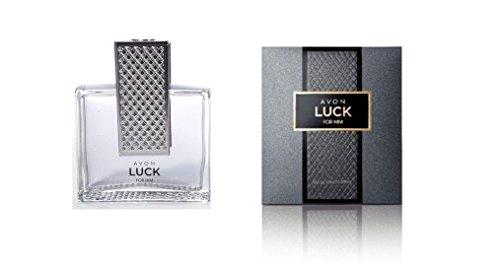 Avon Luck for Him Eau De Toilette Spray 2.5 Oz
