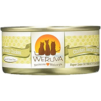 Amazon Com Weruva Classic Cat Food Paw Lickin Chicken