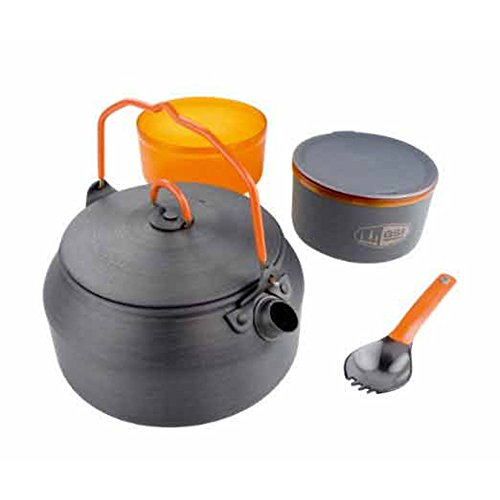 GSI Outdoors - Halulite Ketalist, Superior Backcountry Cookware Since 1985 ()