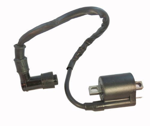 Spark Coil Assembly - Ignition Coil Honda ATC200M ATC 200M 3 Wheeler 1983 1984 1985