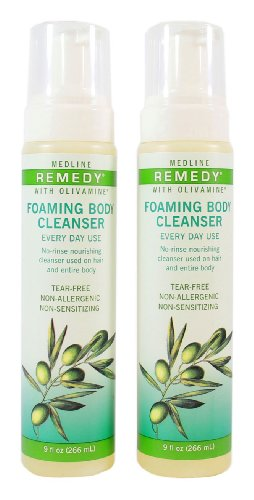 Medline Foaming Body Cleanser