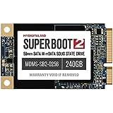 MyDigitalSSD Super Boot 2 (SB2) 50mm SATA III (6G) mSATA SSD Solid State Drive (256GB (240GB))