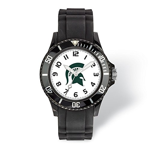 Lex & Lu LogoArt Michigan State University Scholastic Watch
