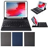 iPad Pro 9.7 Inch Keyboard Case, Miya Luxury PU