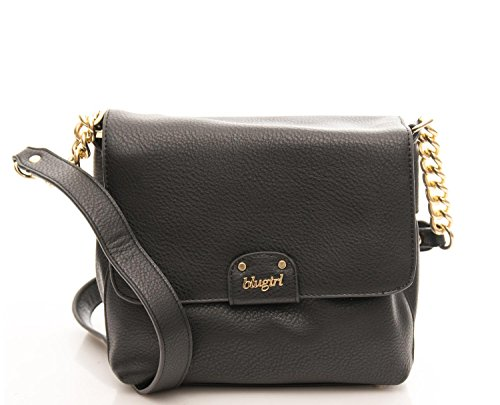 BLUGIRL Borsa Donna lidya Crossbody with Flap Black