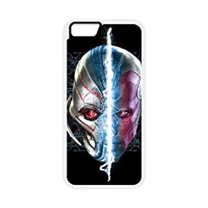 Avengers 005 iPhone 6 Plus 5.5 Inch Cell Phone Case White TPU Phone Case RV_616041