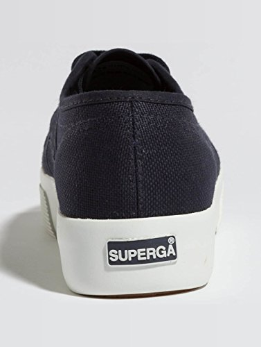Superga Blu cotu Sneaker 2730 Donna TCw46CrRYq
