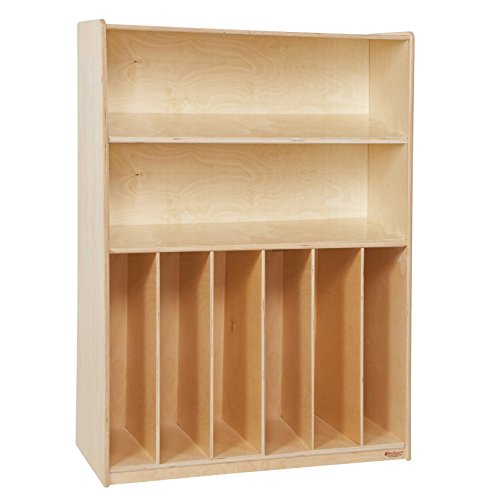 Tip-Me-Not WD12990 Tip-Me-Not Bookcase