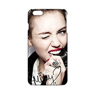 Ultra Thin Miley Cyrus 3D Phone Case for iPhone 6 Plus