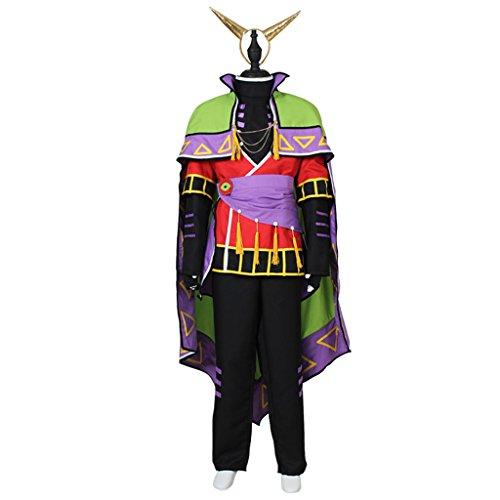 [CosplayDiy Men's Costume Suit for The Legend of Zelda Majora Cosplay M] (Princess Zelda Cosplay Costume)