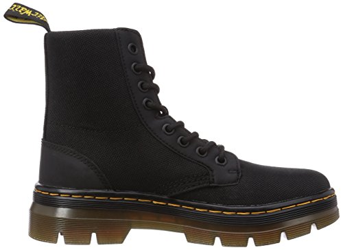 Nero Combs Dr Unisex Martens Adulto Stivali Tract TaxYaB