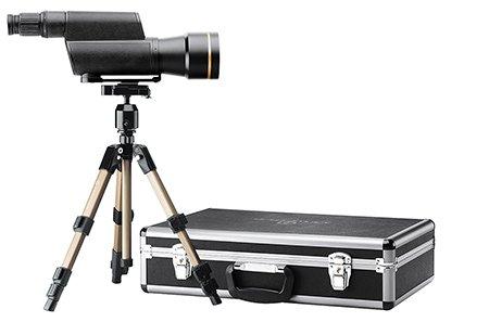 Leupold Gold Ring Spotting Scope GR 20-60x80mm Kit Model 120