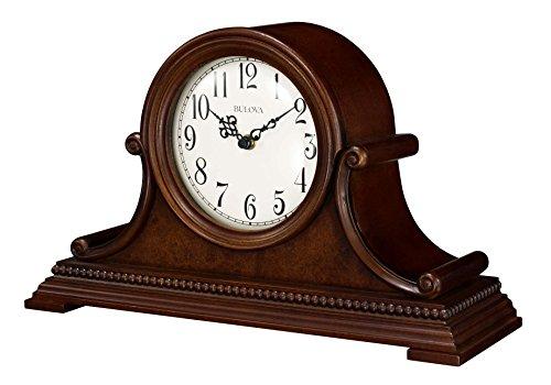Bulova Asheville Mantel Clock (Filigree Clock)