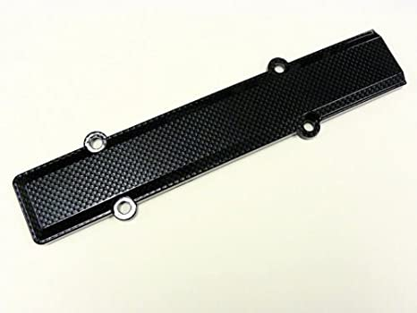 REAL CARBON FIBER Valve Cover Spark Plug Insert For Honda B18 B16 B Series VTEC